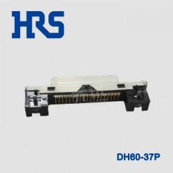 DH60-37P原装HRS连接器 I/O接插件 黑色插座