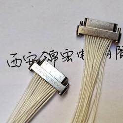 雄安研产销售J30JZ/XN21TJCAL01带线压接连接器