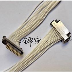邢台研产销售J30JZ/XN25TJCAL01插头压接带线