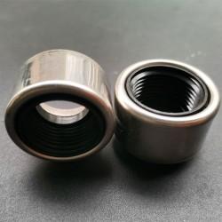 水表接头不锈钢防拆螺母可有效阻止偷水漏水现象发生
