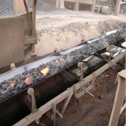 青岛耐高温输送带生产厂家耐热150℃