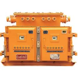 QJZ-2X60、80、120SF煤矿双电源风机用起动器