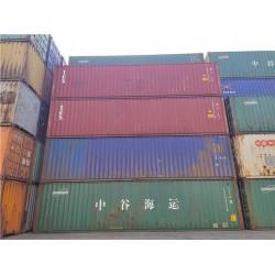 天津二手集装箱 海运集装箱6米12米批量买卖