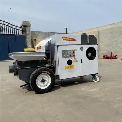 小型卧式二次构造柱泵工作能力强悍