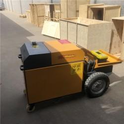 卧式二次构造柱浇筑泵应用领域广泛