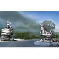 新艺标环艺 重庆乡村旅游策划  重庆休闲度假区设计