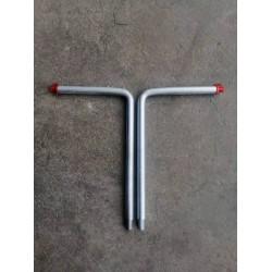 M8无缝钢管90度电机注油管/电机加油管/电机排油管厂家