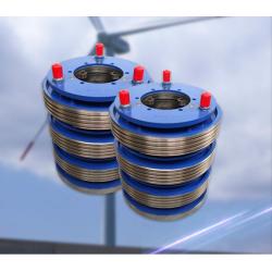 湘潭风电集电环D280(1.5MW)D300(2MW)厂家