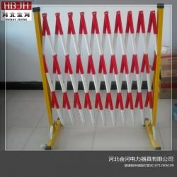岳阳伸缩围栏护栏管式玻璃钢围栏可定制