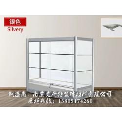 南京透明玻璃展柜