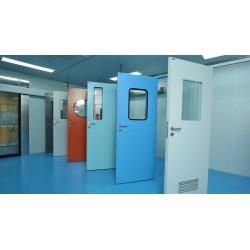 钢制洁净门 净化车间专用门 实验室洁净门 洁净门厂家