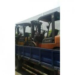 广州二手叉车出售、二手叉车回收、兴达公司