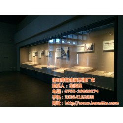 博物馆展柜订制厂家|展柜|隆城展示(查看)