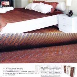 供应合肥床上用品藤席凉席床上四件套批发团