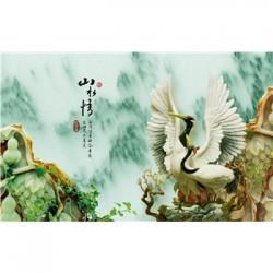 广西钦州沙发墙3D打印画壁画效果图零加盟费