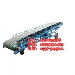 600带宽袋装运输机 水泥装卸输送机两相电输