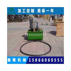 配套电磁阀机动泵站 液压弯管机电动泵
