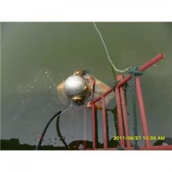 河北市水下探摸公司《蛙人探摸》