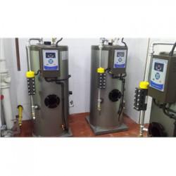 免报检的100公斤燃气蒸汽发生器厂家