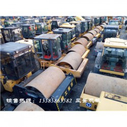 黄山二手徐工26吨振动压路机,年底清仓特惠