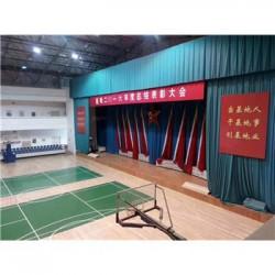 枫木运动地板厂家/运动地板安装厂家