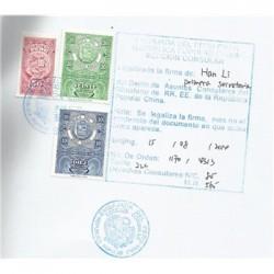 秘鲁领事原产地证加签