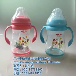 ppsu奶瓶生产厂家_ ppsu奶瓶_新朋胜奶瓶代
