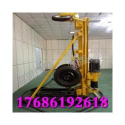 HQZ150气动打井机价格 气动钻井机图片